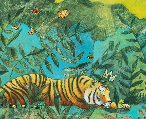 Dorm com un tigre
