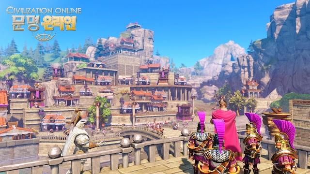 Cận cảnh gameplay của Civilization Online 15