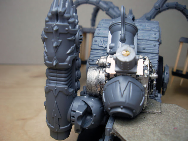 chaos - Black Dwarfs Engine of chaos SANY0735