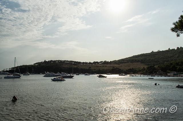Heybeliada Çam Limanı Koyu