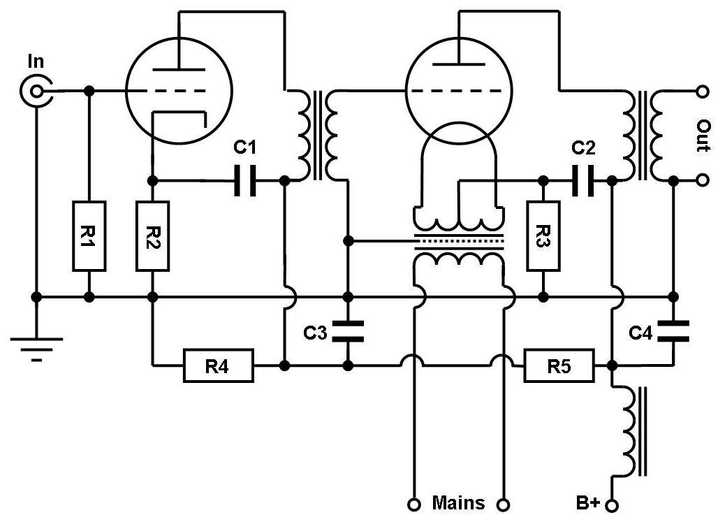 vinylsavor  single ended amplifier concept  part 6