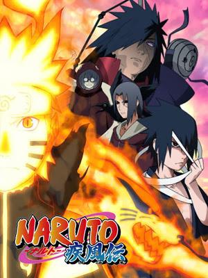 Naruto Shippuden por MEGA
