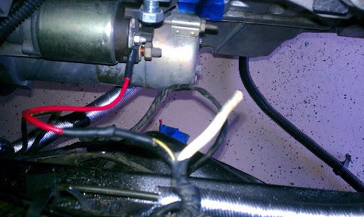 ignition start signal for ls1 wiring question gen iii iv chevy rh forums hybridz org ls1 starter wiring diagram ls1 starter wiring diagram