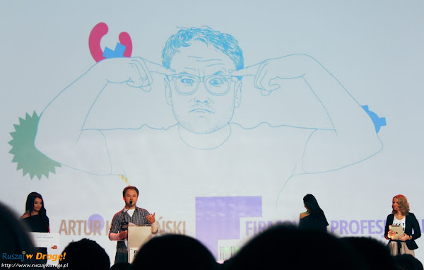 gala blog roku onet 2012 - artur kurasiński