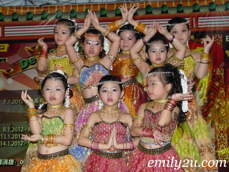 Kiddie CNY Performances