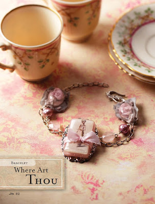 Where Art Thou Bracelet by Kristin Robinson
