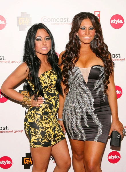 Olivia and Tracy From Jerseylicious