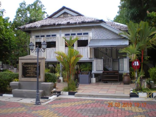 Rumah-Kelahiran-Tun-Mahathir-Mohammad's-Birthplace