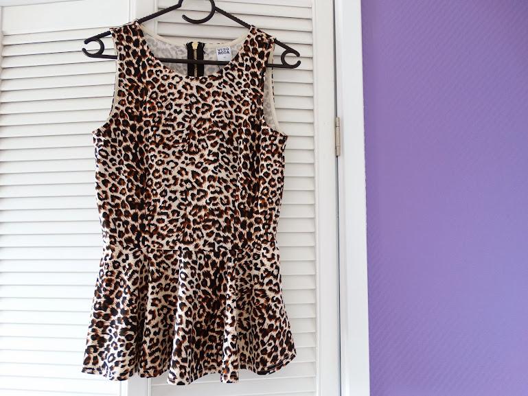 Shoplog H&M, Vero Moda & ICI Paris XL