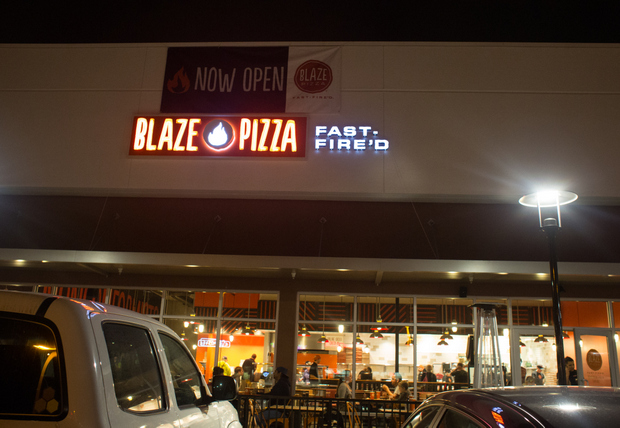 Blaze Pizza (Clairemont)