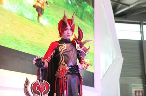 Những bộ ảnh cosplay ấn tượng tại Chinajoy 2012 9