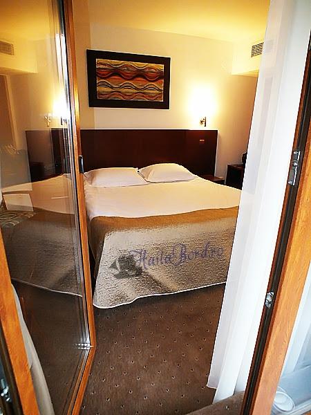 camera dubla hotel ozone baile tusnad