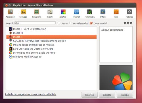 Diablo 3 - PlayOnLinux