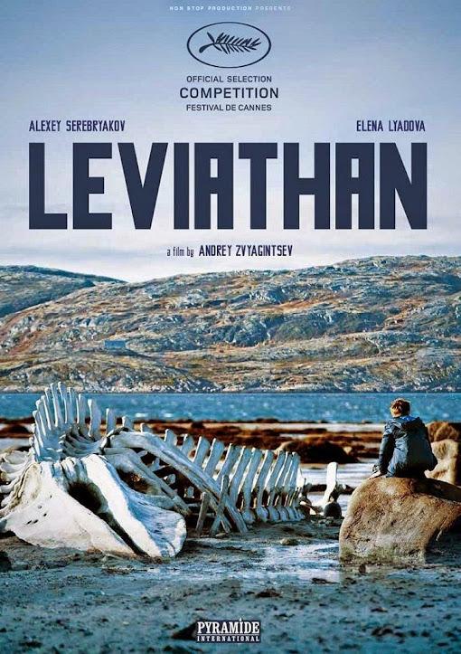 Λεβιάθαν (Leviathan / Leviafan) Poster