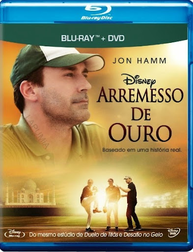 Arremesso de Ouro BDRip Dublado – Torrent Bluray DVDRip DualAudio (2014) Legendado