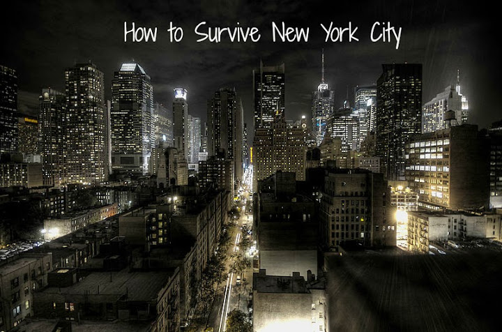 How to Survive New York City