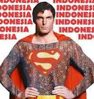 Superman Cinta Batik