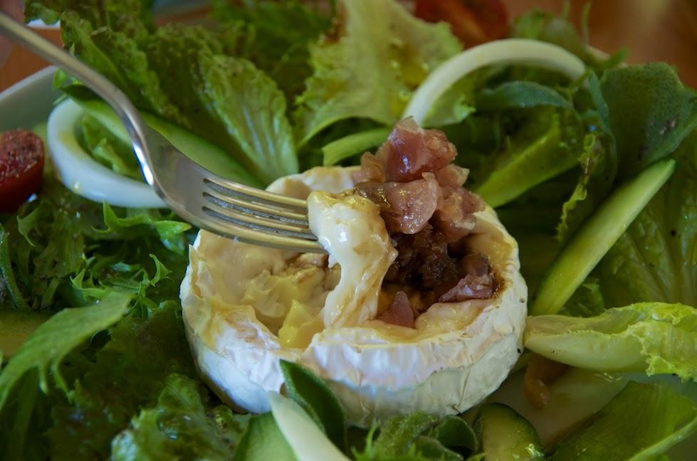 焼きカマンベールチーズ