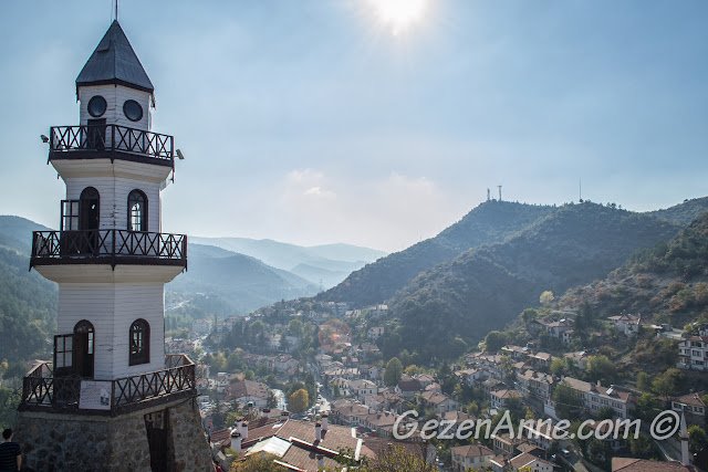 Zafer Kulesi'nden Göynük manzarası, Bolu