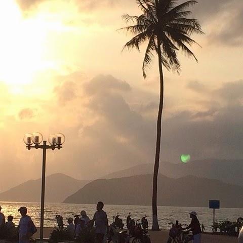Greetings from Nha Trang!