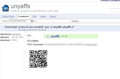 unyaffs