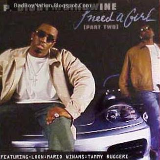 P. Diddy Featuring Mario Winans Through The Pain