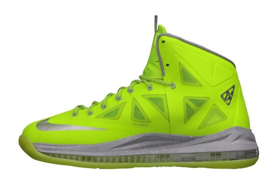 cheap for discount 6f63c 802d5 ... Release Reminder Nike LeBron X 8220Volt Dunkman8221 541100700 ...