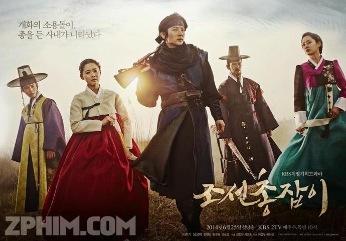Ảnh trong phim Tay Súng Joseon - Gunman in Joseon 1