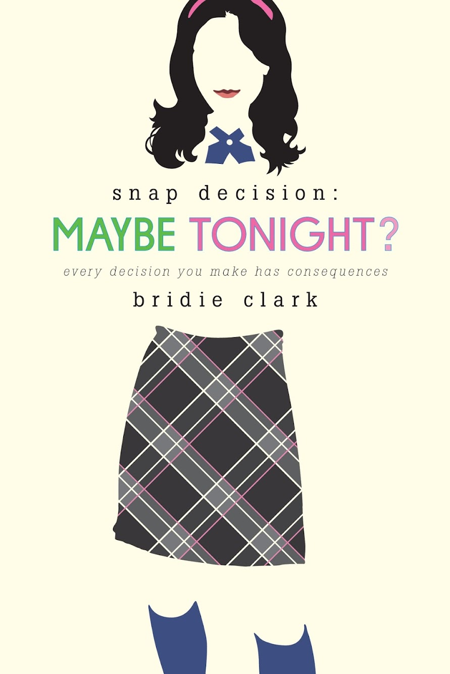 Guest Post & Giveaway: MAYBE TONIGHT? by Bridie Clark