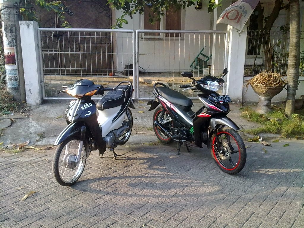 modifikasi revo 2009