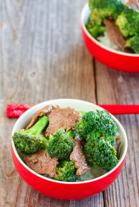 close-up photo of beef with broccoli