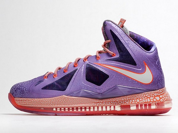 Closer Look at King James8217 Nike LeBron X 8220Allstar8221 Shoes