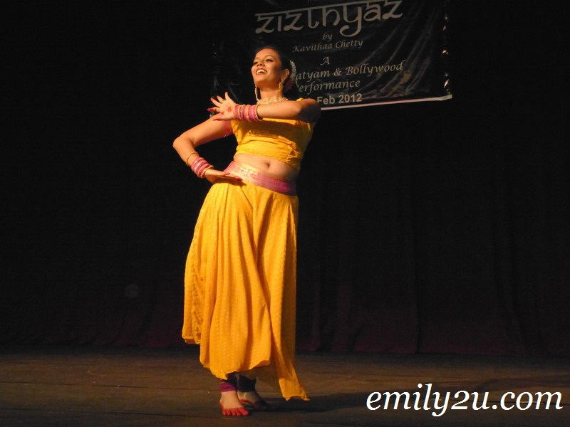Zizthyaz dance performance