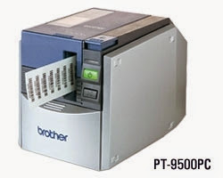 Download Brother PT-9500PC printer software, and how to set up your current Brother PT-9500PC printer driver work with your own personal computer