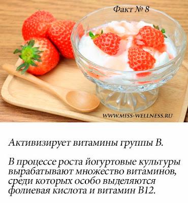 интересные факты о йогурте 8