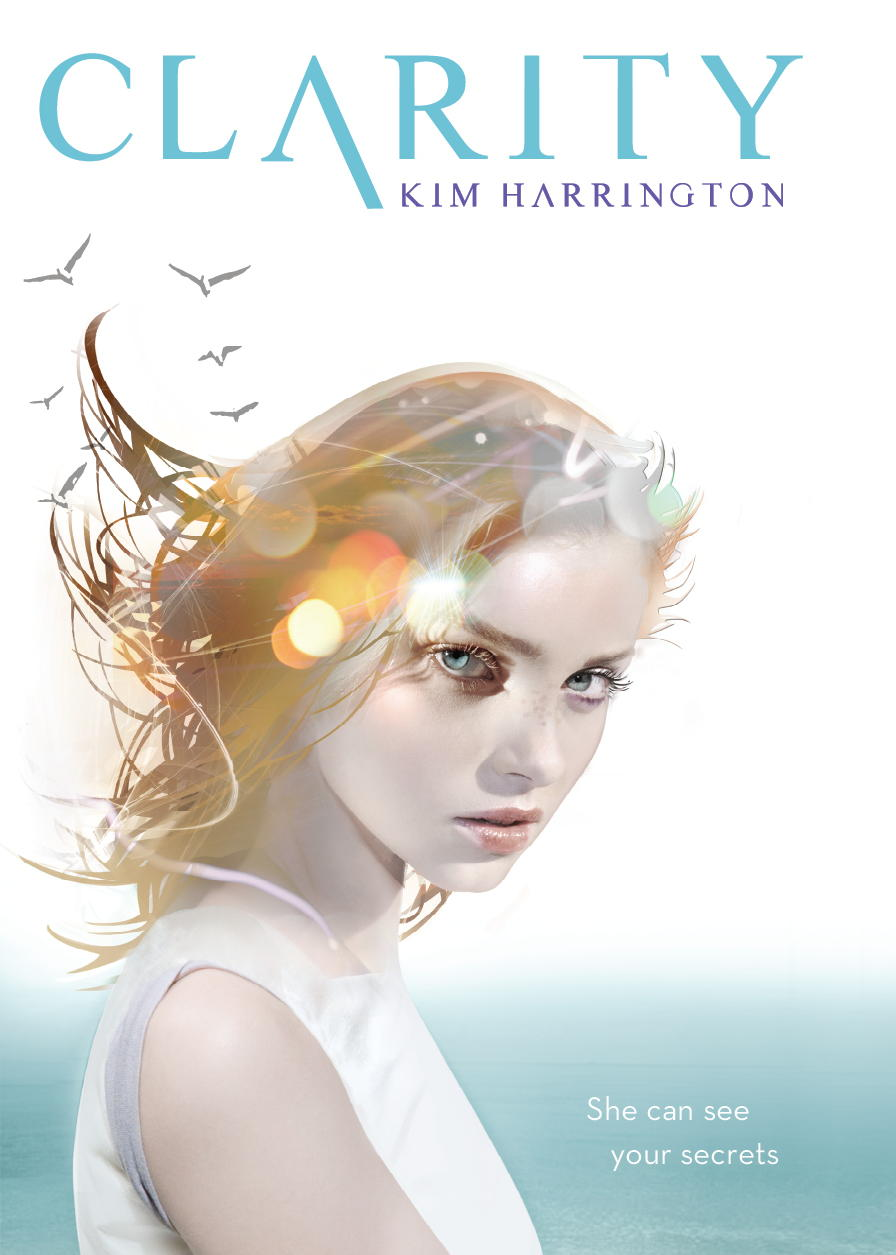 Giveaway: Clarity by Kim Harrington