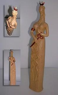 Goddess Nerthus Image