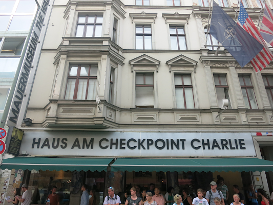 Museum Haus am Checkpoint Charlie