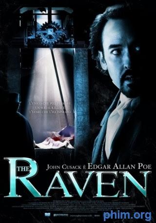 Phim Kẻ săn mồi-The raven