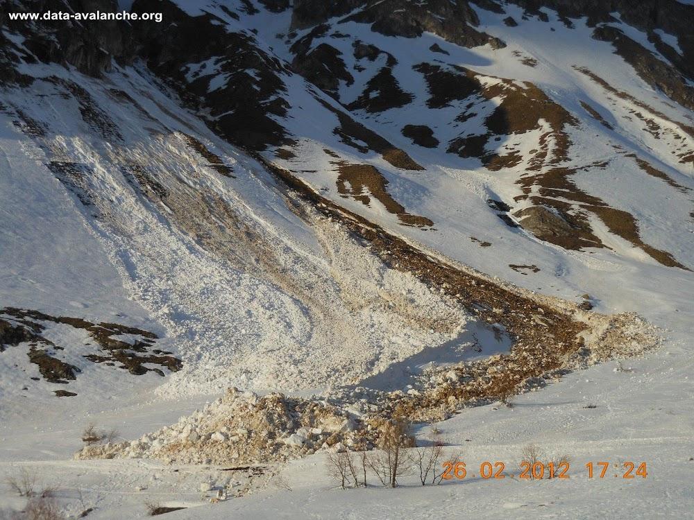 Avalanche Haute Tarentaise, secteur Pointe de la Bailletta, Val d'Isère - Fornet - Le Museau - Photo 1