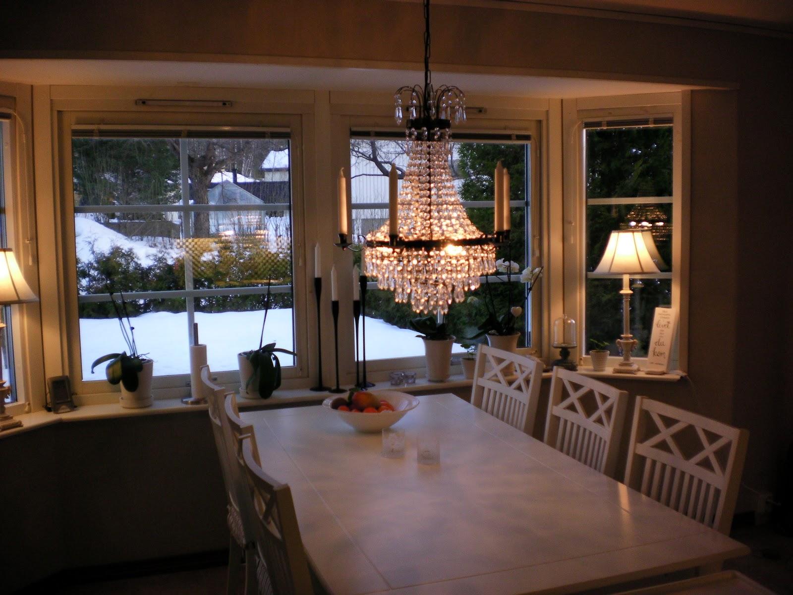 Svart Kokslampa : Min ljusa vardag Vor nya kokslampa