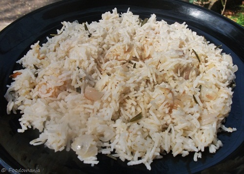 Rosemary Rice Recipe