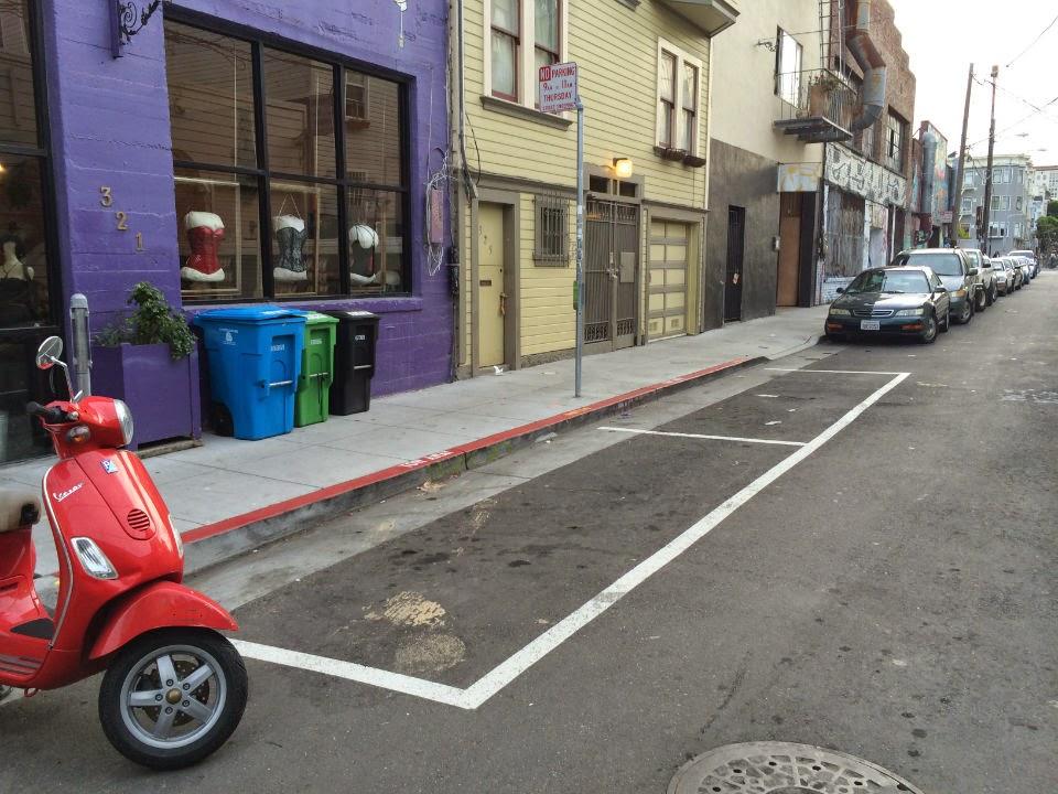 on street car share parking pilot hits hayes valley hoodline. Black Bedroom Furniture Sets. Home Design Ideas