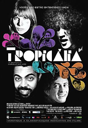 Filme Poster Tropicália DVDRip XviD & RMVB Nacional