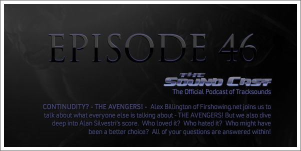 SoundCast Ep. 46 - Continudity? - The Avengers