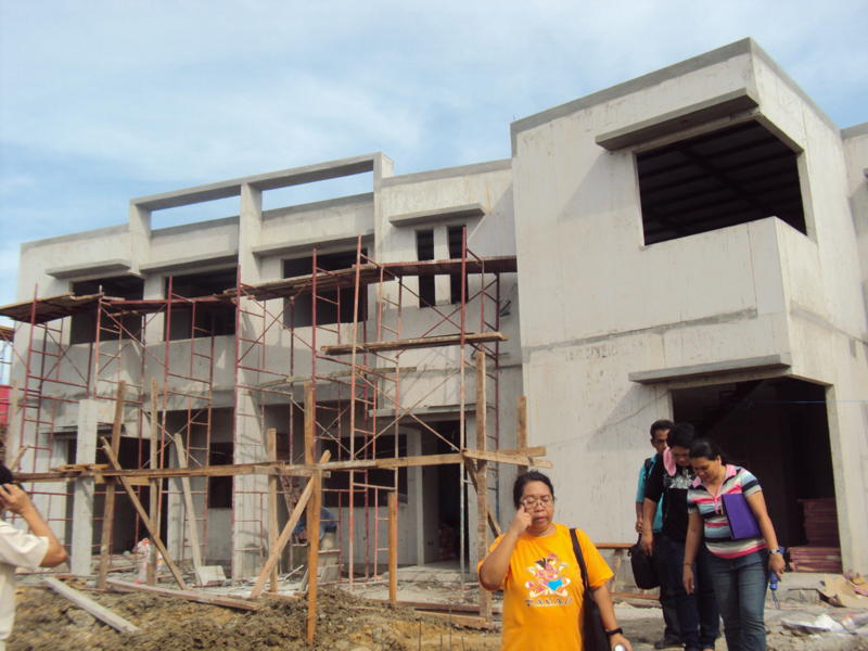 Homelessiloilo another low cost building technology for for Low cost home construction