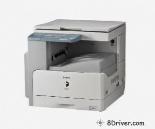 Get Canon iR2018N Printer driver software and deploy printer