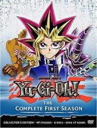 Yu-Gi-Oh Season 1 - yugioh Duelist Kingdom
