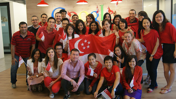 Photo courtesy Google Singapore