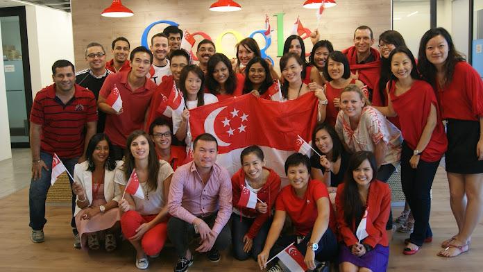 Photo courtesy Google Singapore